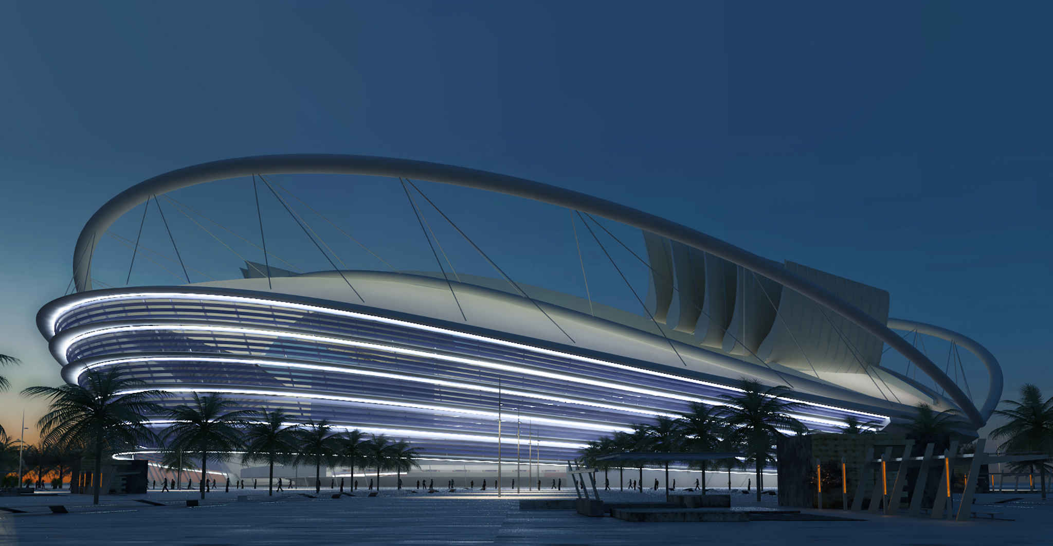 pattern architects stadia and arena design - Architects Design
